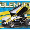 Dave Glennon Hero Card Front